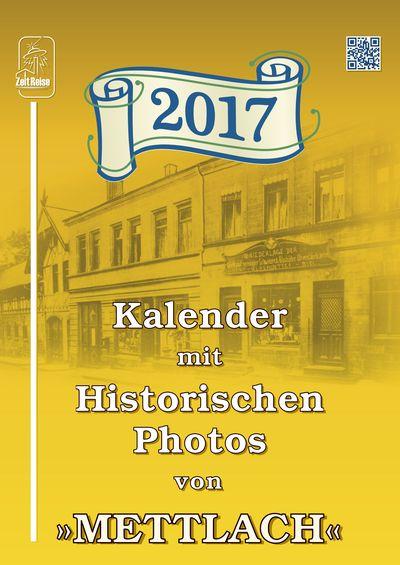 »Kalender mit Historischen Photos« Mettlach 2017 — Deckblatt
